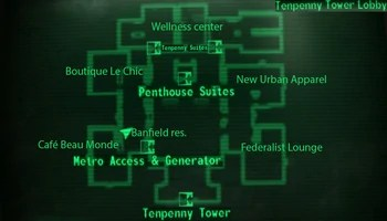 Tenpenny Tower Fallout Wiki FANDOM Powered By Wikia