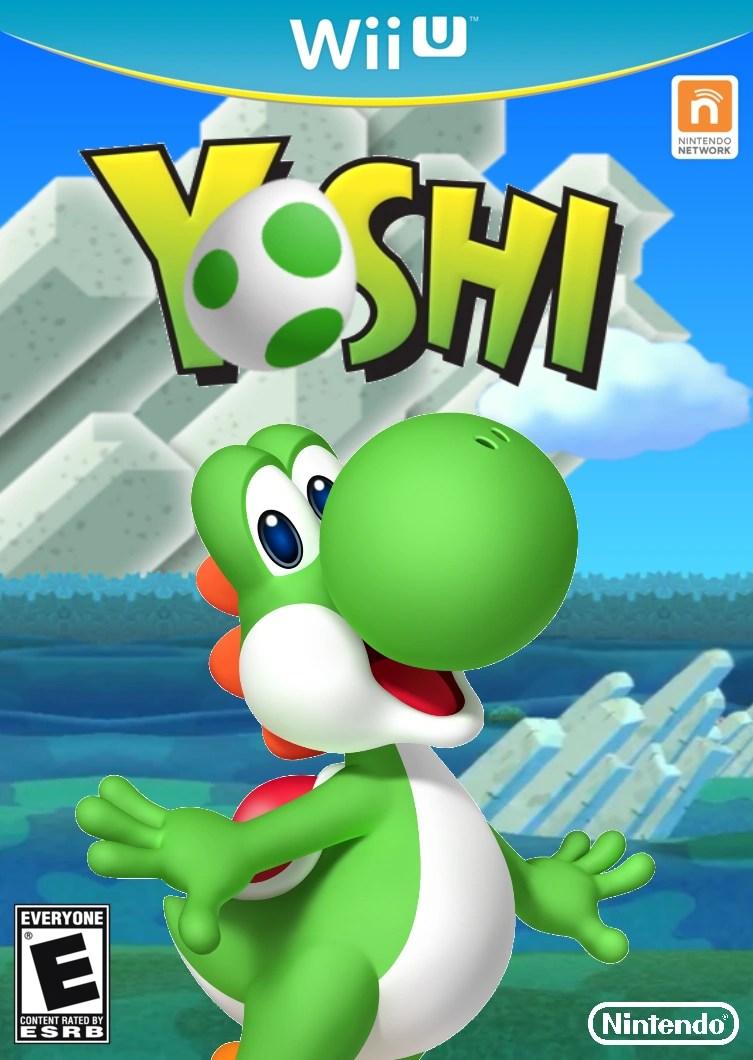 Yoshi Game Fantendo Nintendo Fanon Wiki Fandom