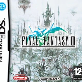 Final Fantasy III  Final Fantasy Wiki  FANDOM powered by
