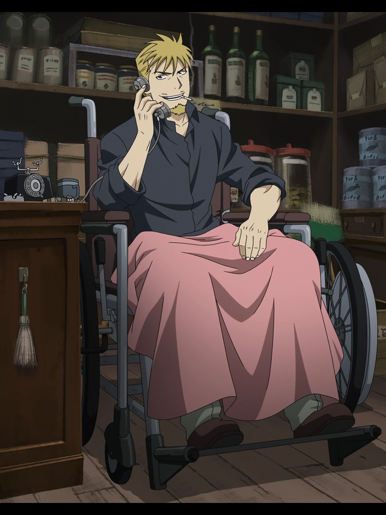 Jean Havoc  Fullmetal Alchemist Wiki  FANDOM powered by