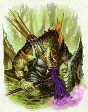 Lizardfolk  Forgotten Realms Wiki  FANDOM powered by Wikia