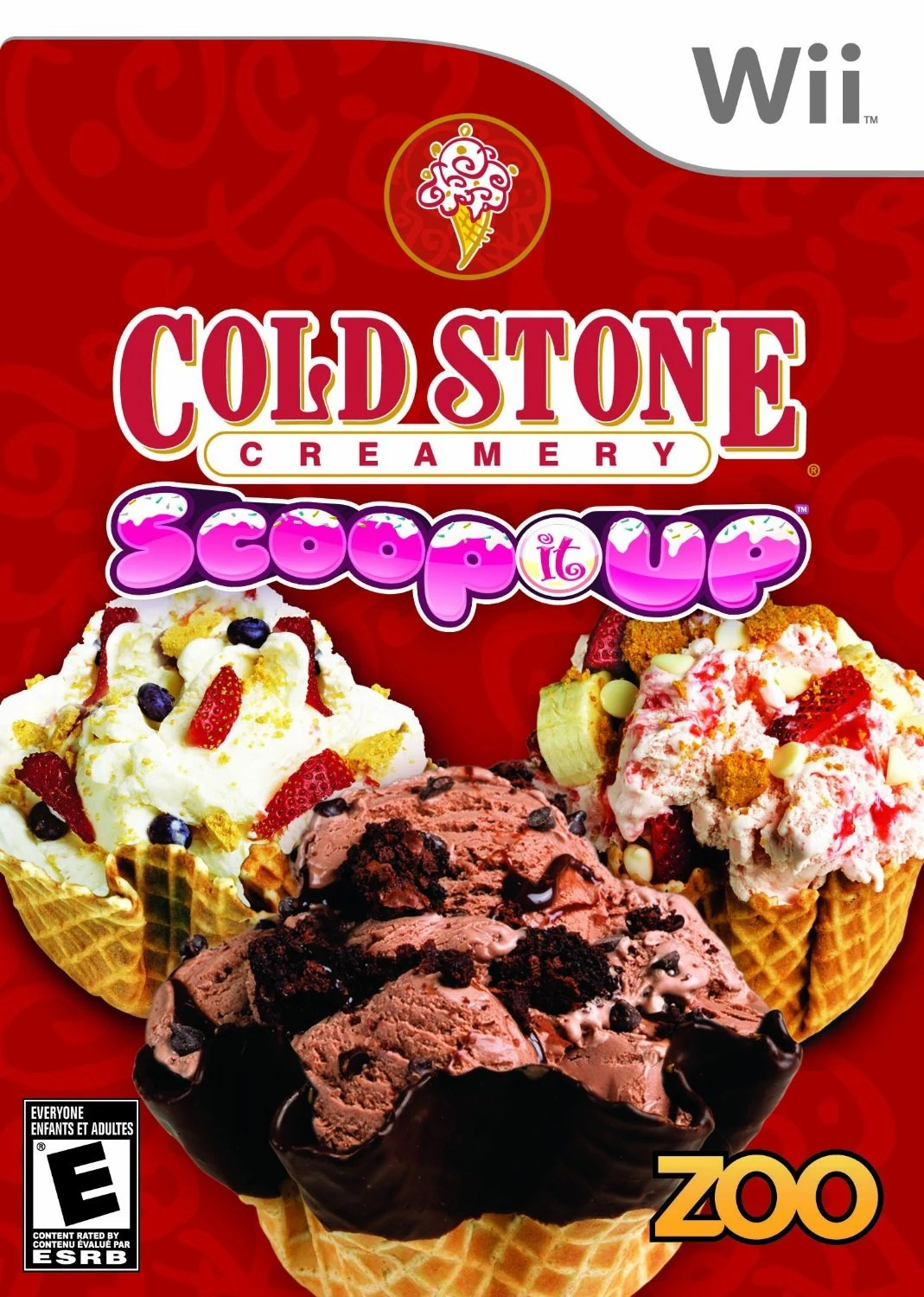 Coldstone Creamery Scoop It Up Game Grumps Wiki FANDOM Powered By Wikia