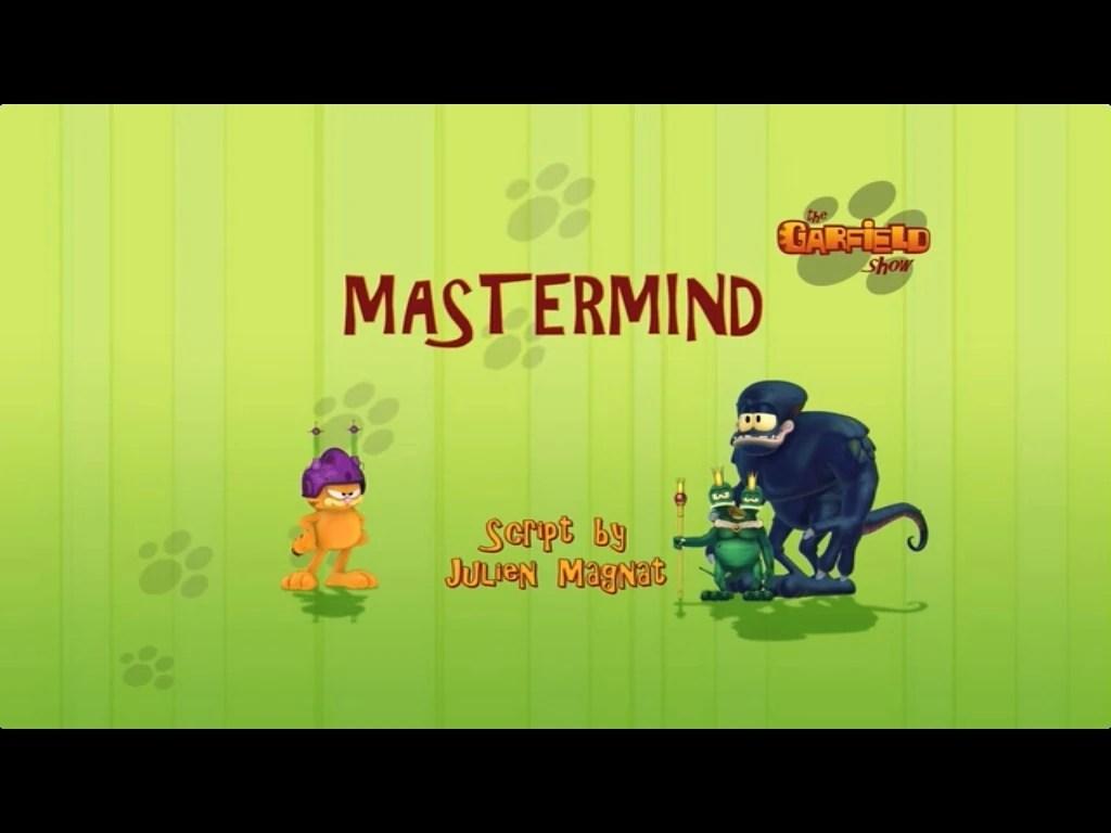 Mastermind  Garfield Wiki  FANDOM powered by Wikia