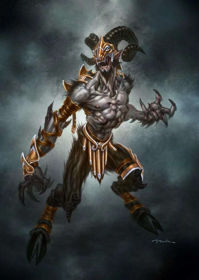 Satyr God Of War Wiki Fandom Powered By Wikia