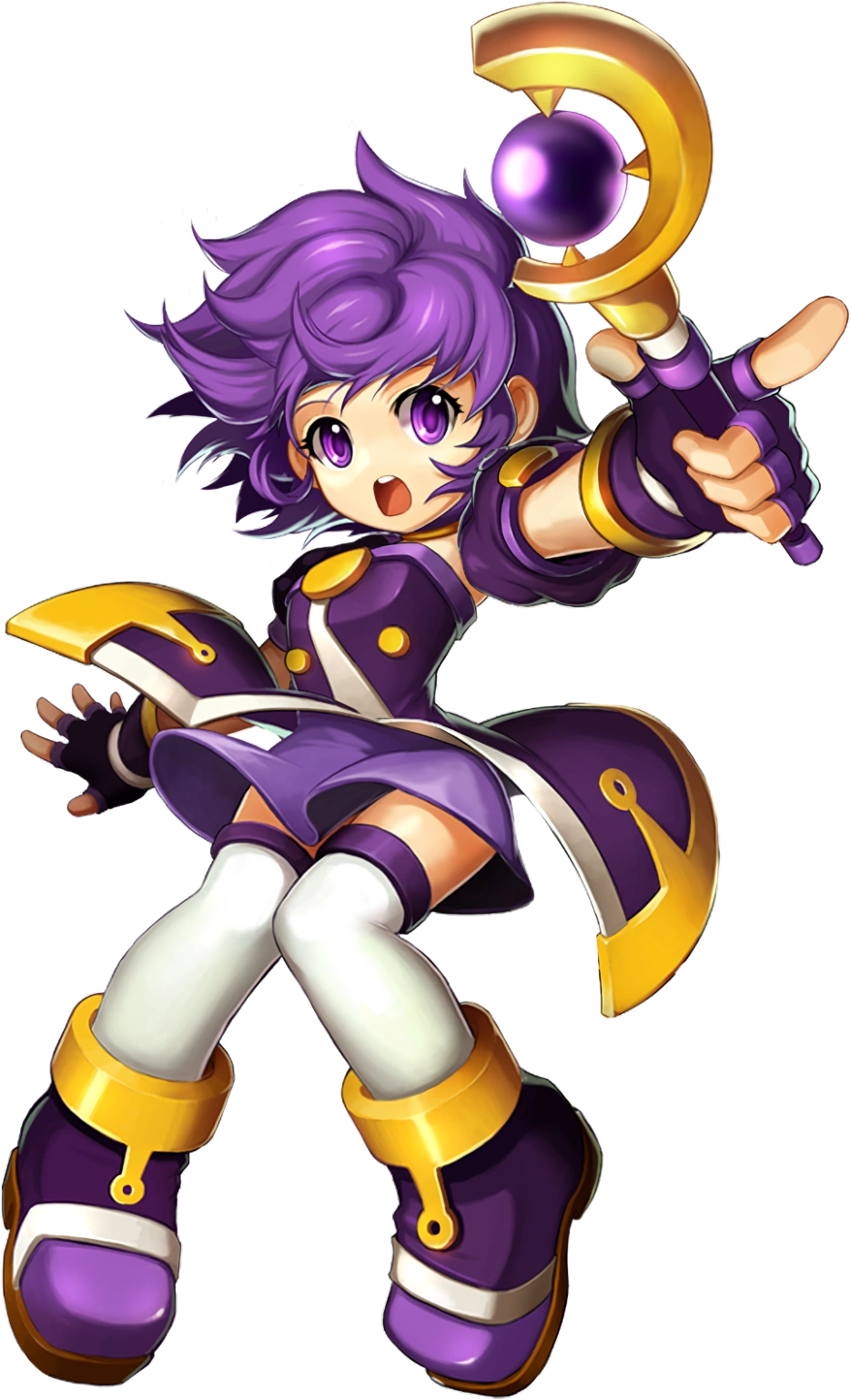 Magician  Grand Chase Wiki  Fandom powered by Wikia