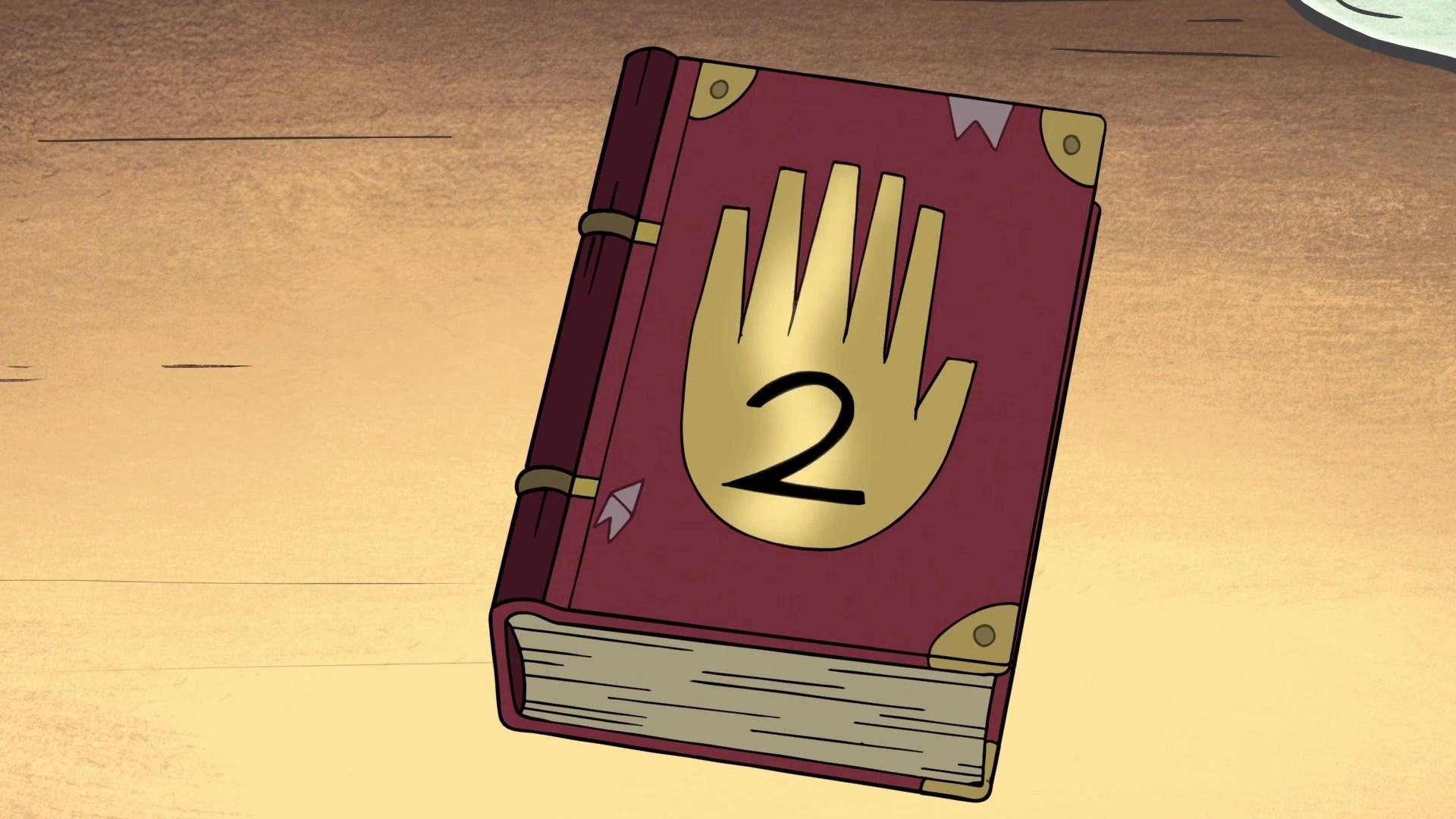 Gravity Falls Book 2