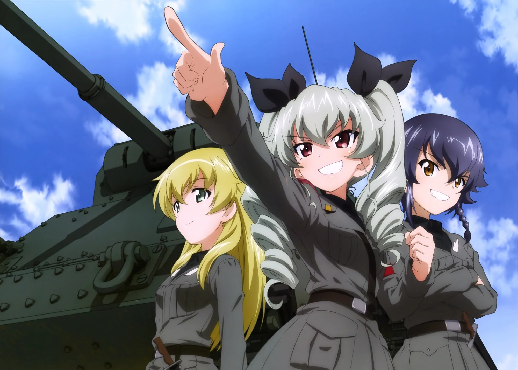 20+ Girls Und Panzer Pictures and Ideas on STEM Education Caucus