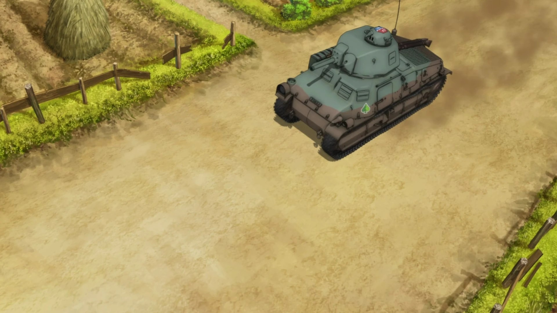 Somua S35 Girls Und Panzer Wiki Fandom Powered Wikia - Year