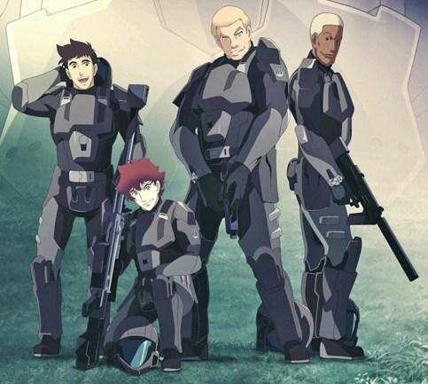 Unidentified Shock Trooper Team Halo Nation Fandom