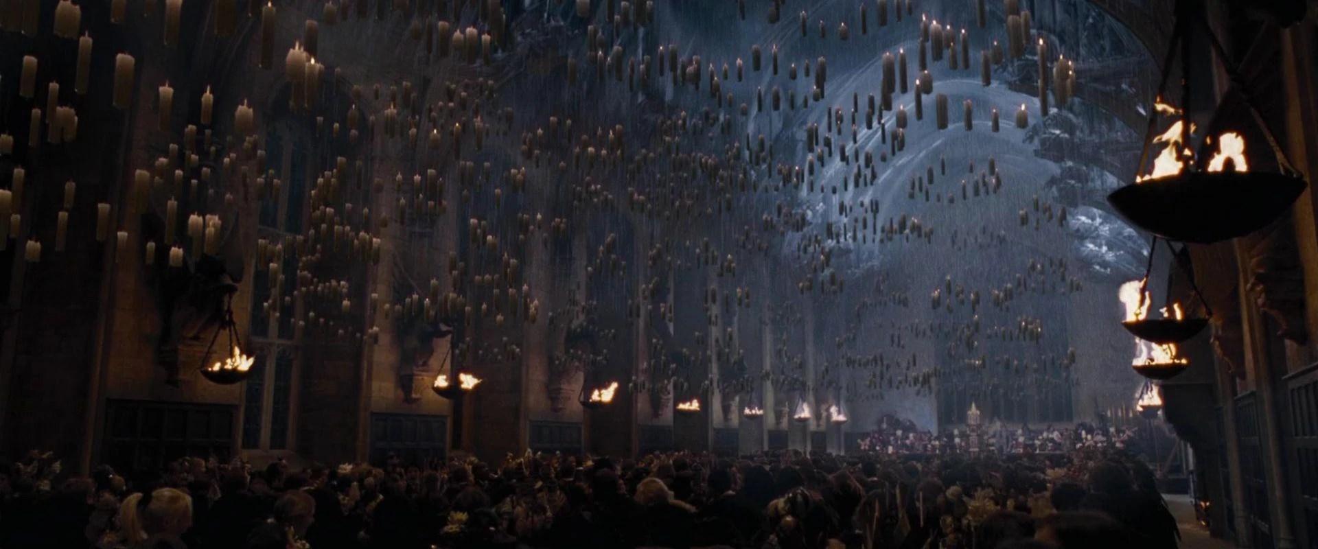 Image  GH Ceiling GOFJPG  Harry Potter Wiki  FANDOM