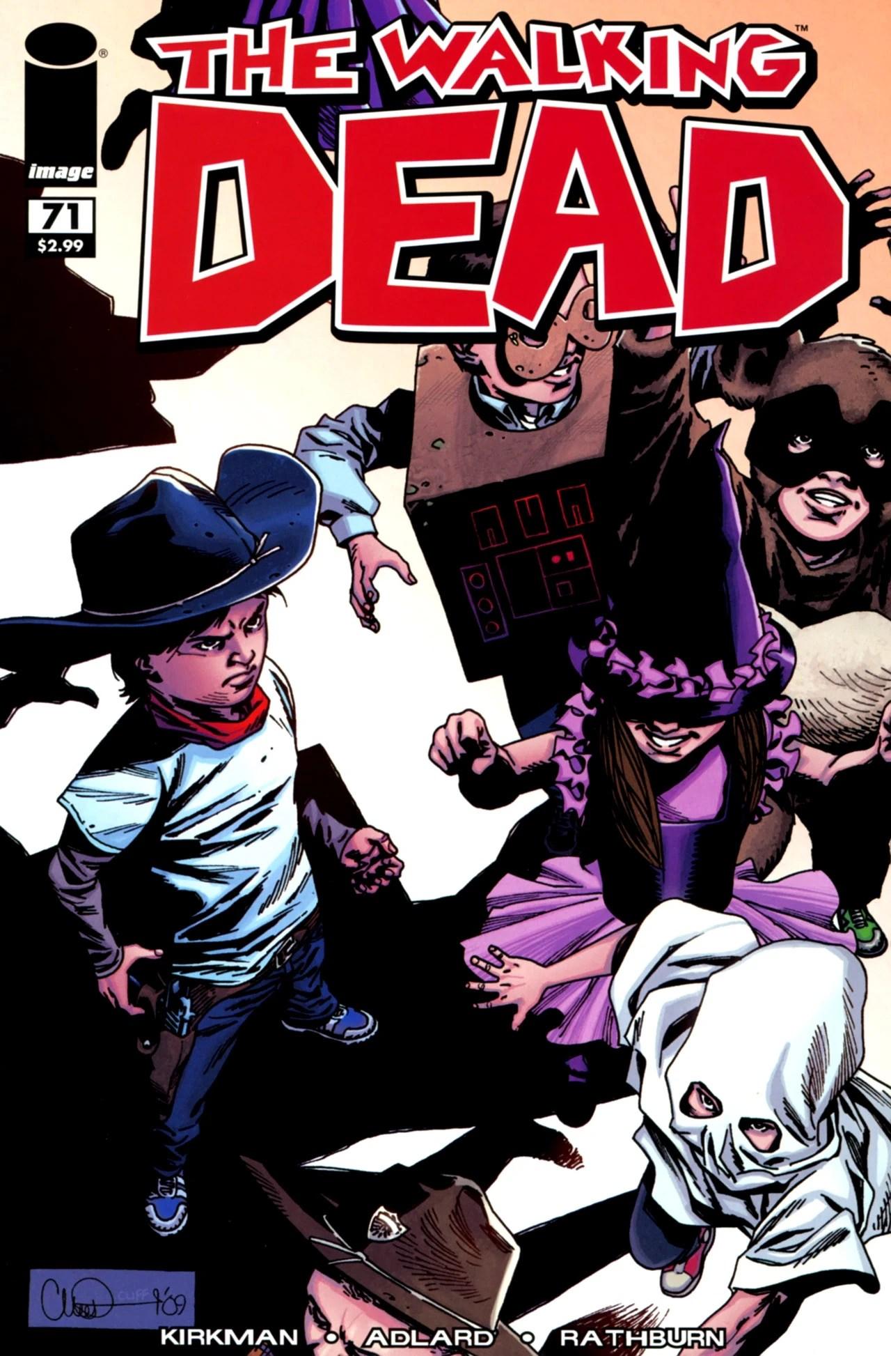 The Walking Dead Vol 1 71  Image Comics Database  FANDOM powered by Wikia