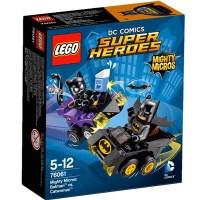 76061 Mighty Micros: Batman vs Catwoman | Brickipedia ...