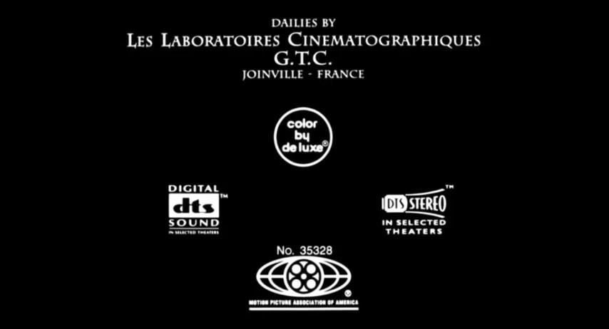 Dts Stereo Logo Credits