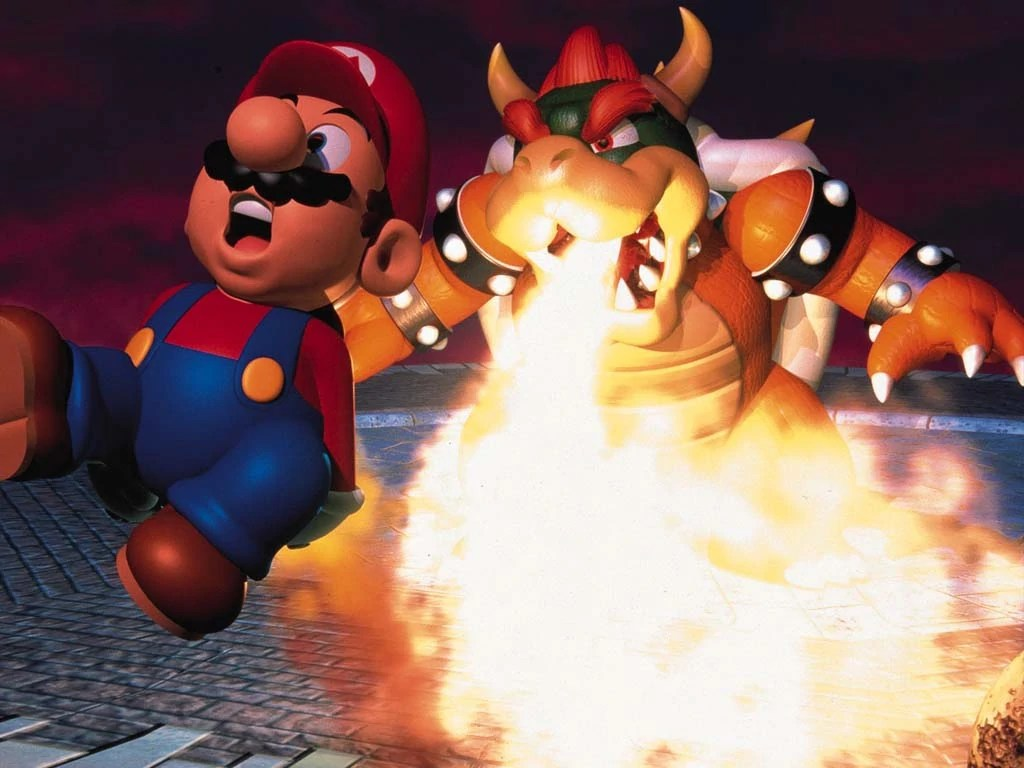 Mario Does Bowser Get Hurt By Lava AskScienceFiction