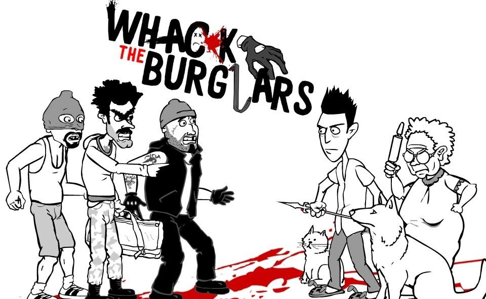 Whack The Burglars Markiplier Wiki Fandom Powered By Wikia