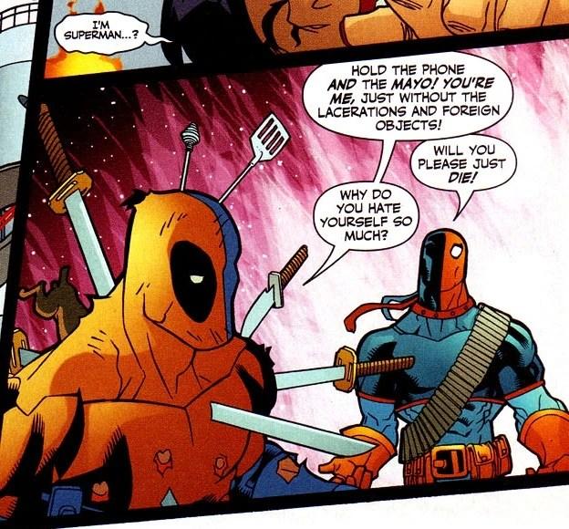 Deathstroke (Antimatter Universe)   DC Database   Fandom powered by Wikia