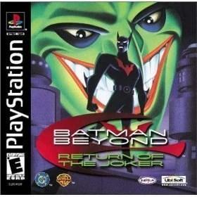 Batman Beyond Return Of The Joker Video Game Dc
