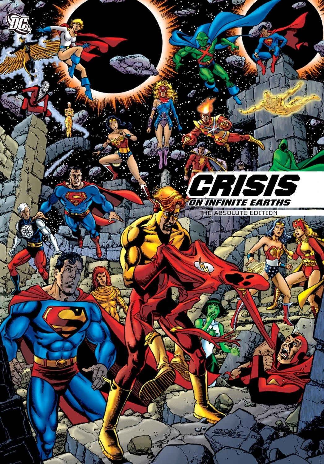 Crisis On Infinite Earths Absolute Edition Dc Database