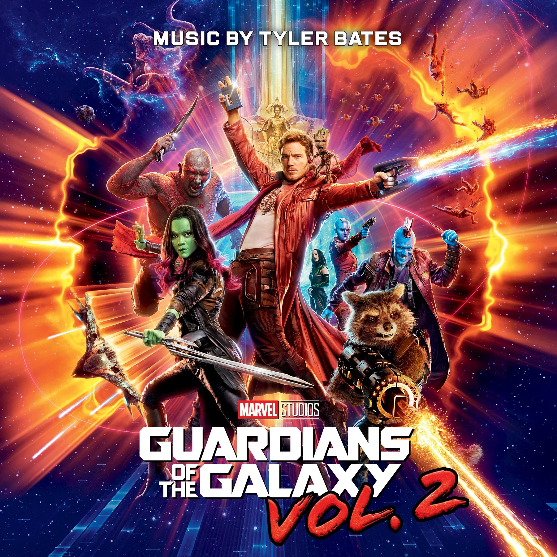 Guardians of the Galaxy Vol 2  Original Motion Picture Score  Marvel Cinematic Universe Wiki