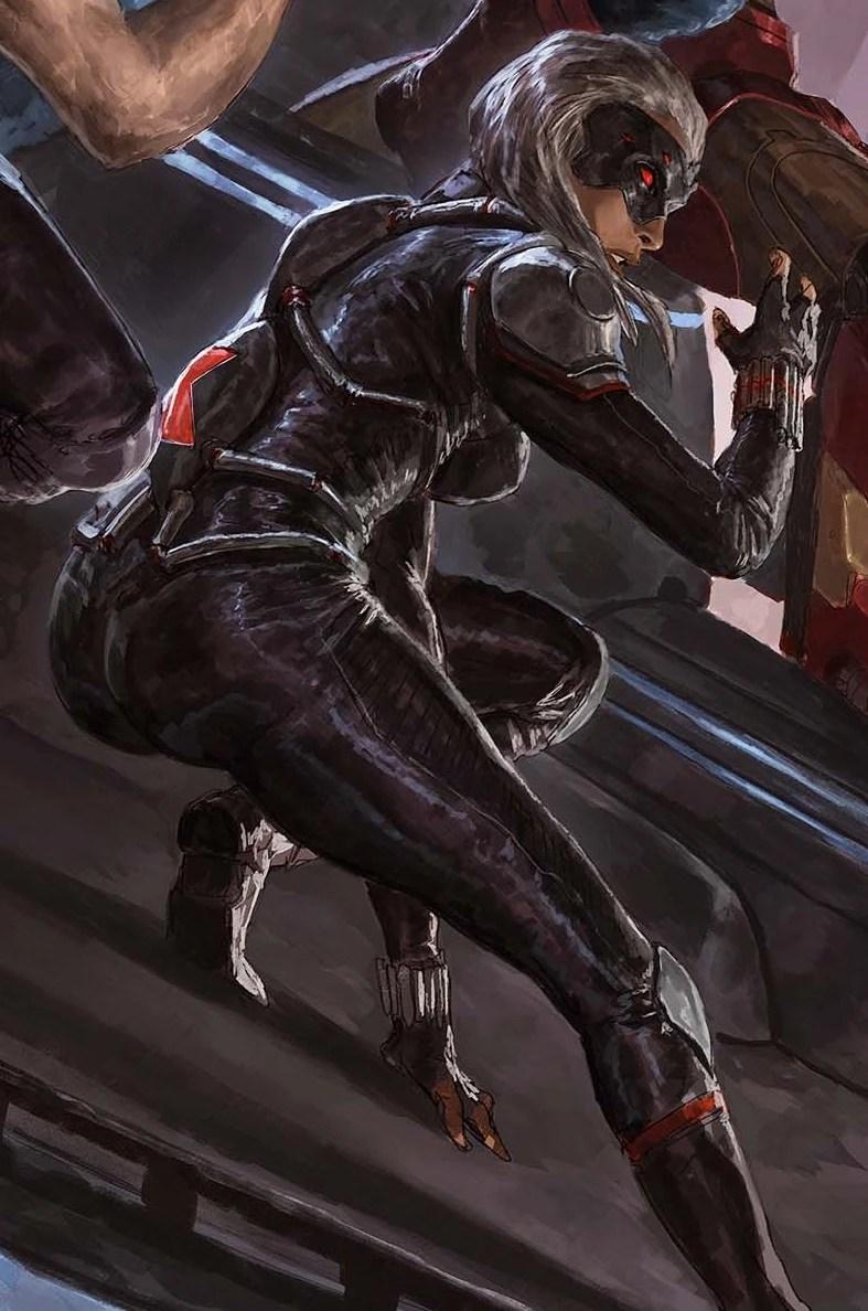Black Widow  Marvel Fanon  FANDOM powered by Wikia