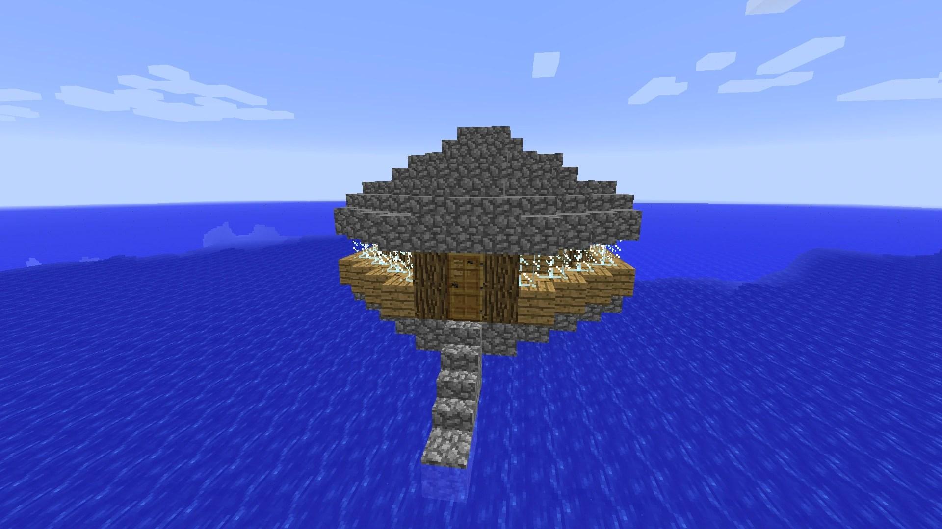Minecraft Water Base