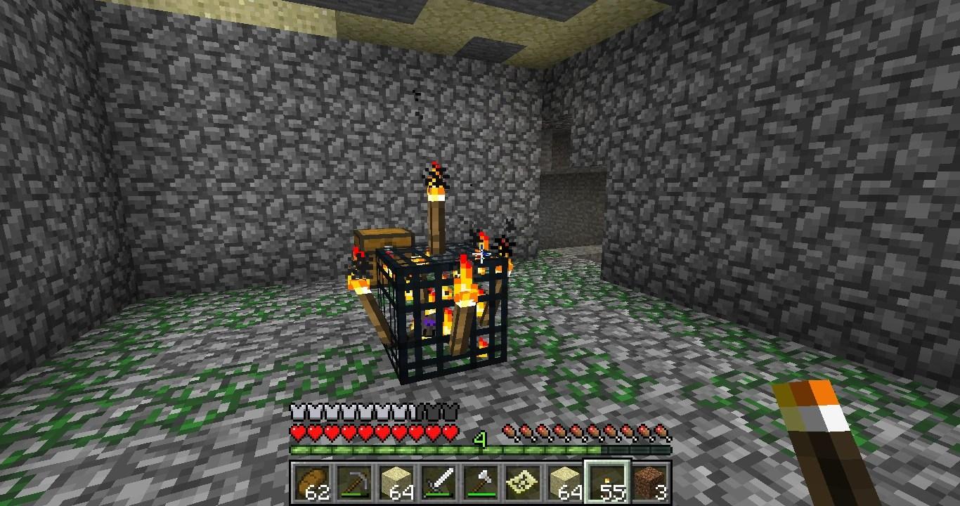 Dungeon Minecraft Wiki Fandom Powered By Wikia