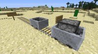 Minecart With Furnace - Minecraft: Xbox 360 Edition Wiki ...