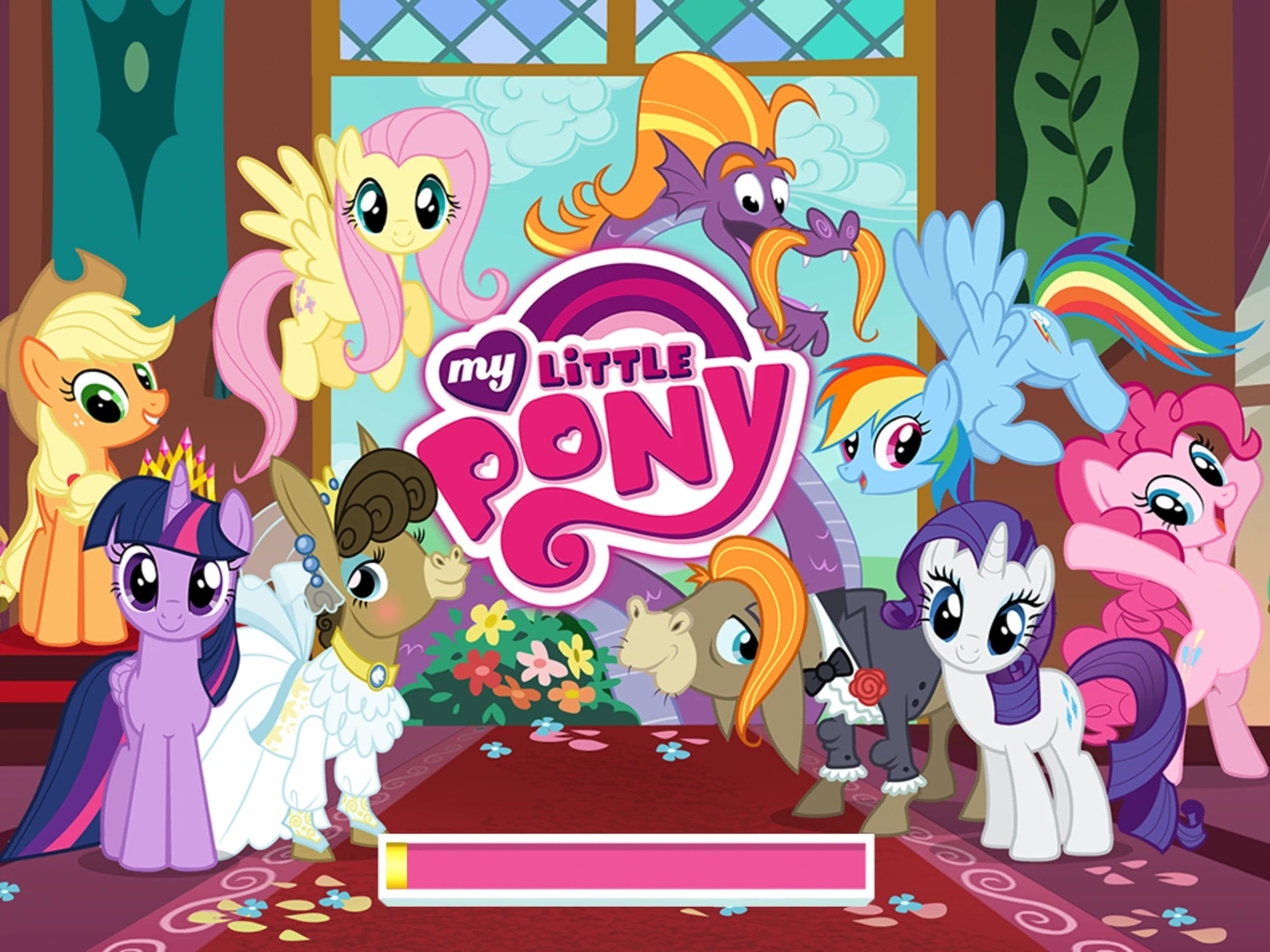 My Little Pony Mobile Game My Little Pony Friendship