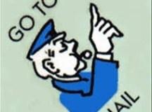 Go to Jail (space) | Monopoly Wiki | Fandom powered by Wikia