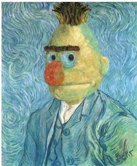 Vincent Van Gogh Muppet Wiki FANDOM Powered By Wikia