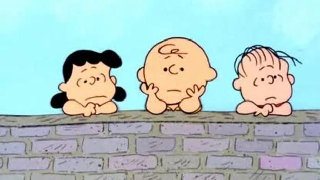 Brick Wall Peanuts Wiki Fandom Powered By Wikia