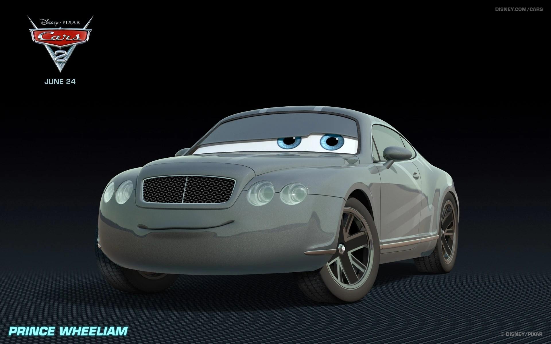 Disney Pixar Cars World Wallpaper Mural Prince Wheeliam Pixar Wiki Fandom Powered By Wikia