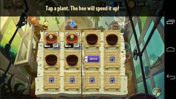 Image PvZ 2 Zen Garden Bee Plants Vs Zombies Wiki