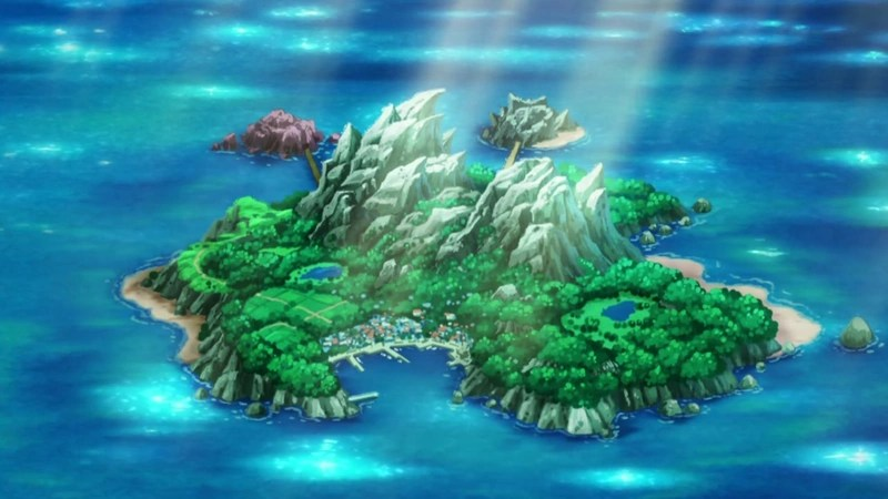 Milos Island   Pokémon Wiki   Fandom powered by Wikia