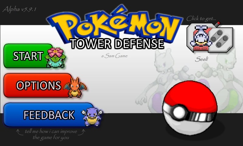 Download Free Software Pokemon Tower Defense 2 Hacked New