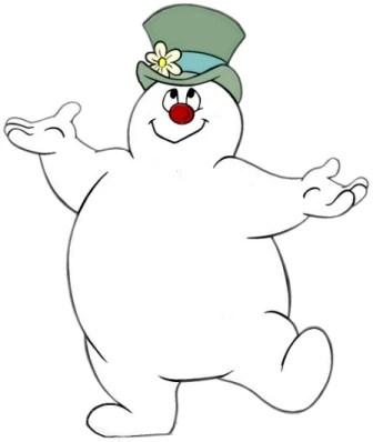 frosty snowman pooh's adventures