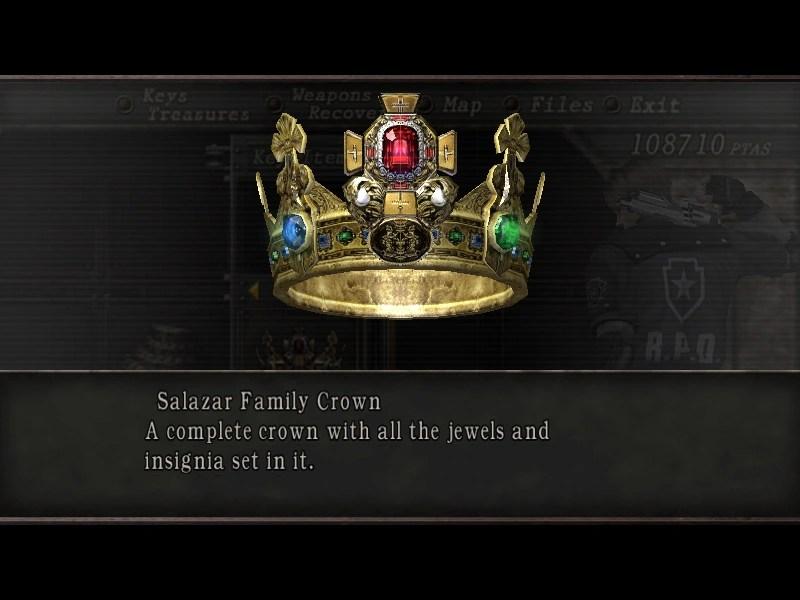 Salazar Family Crown Resident Evil Wiki FANDOM Powered