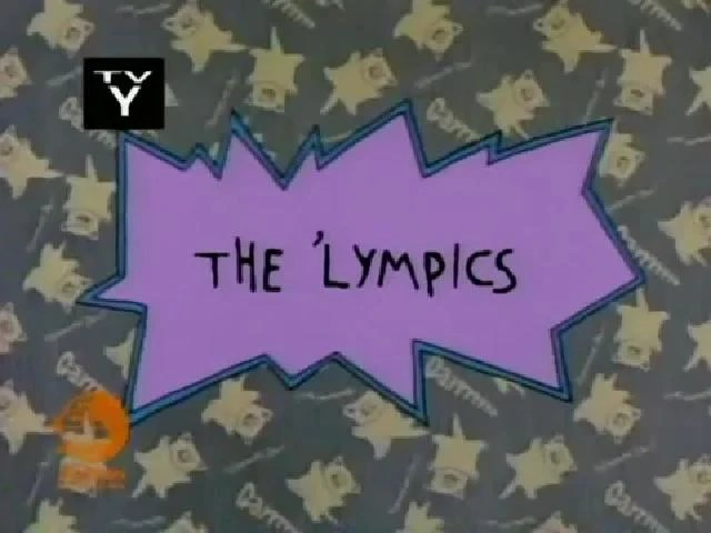 The 'Lympics Rugrats Wiki Fandom Powered By Wikia