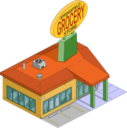 Grocery Shopping Png