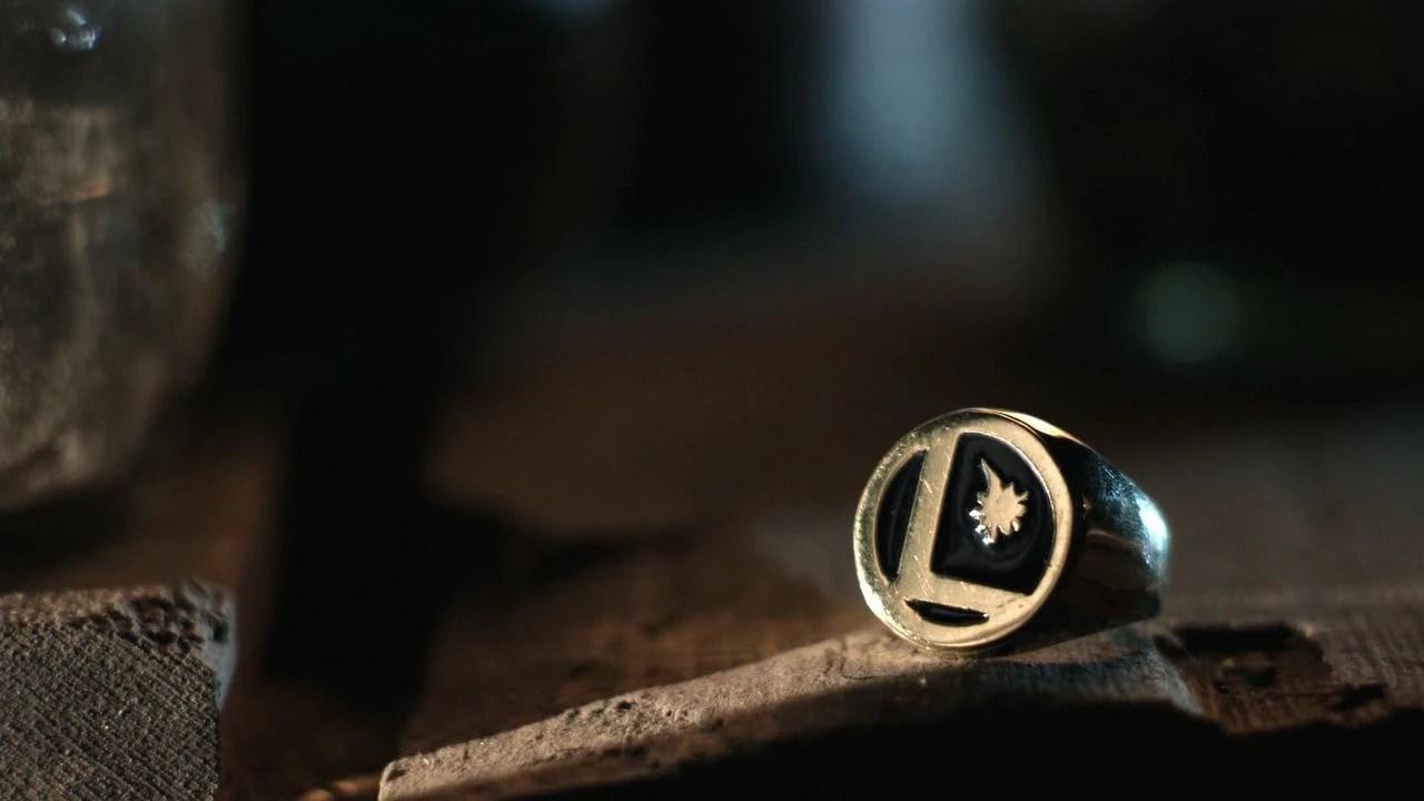 Legion ring  Smallville Wiki  FANDOM powered by Wikia