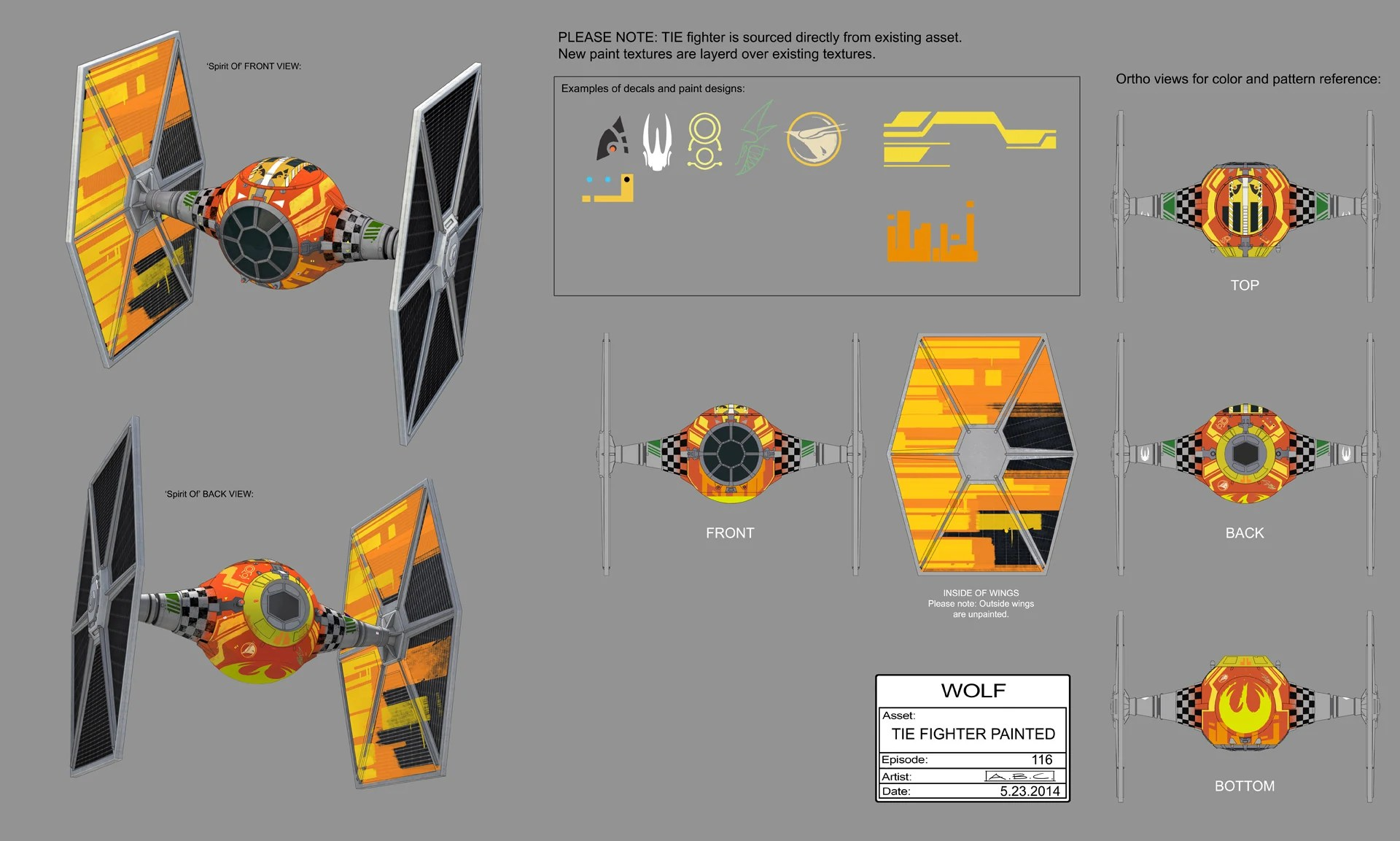 Rebel TIE FighterGallery Star Wars Rebels Wiki FANDOM Powered By Wikia