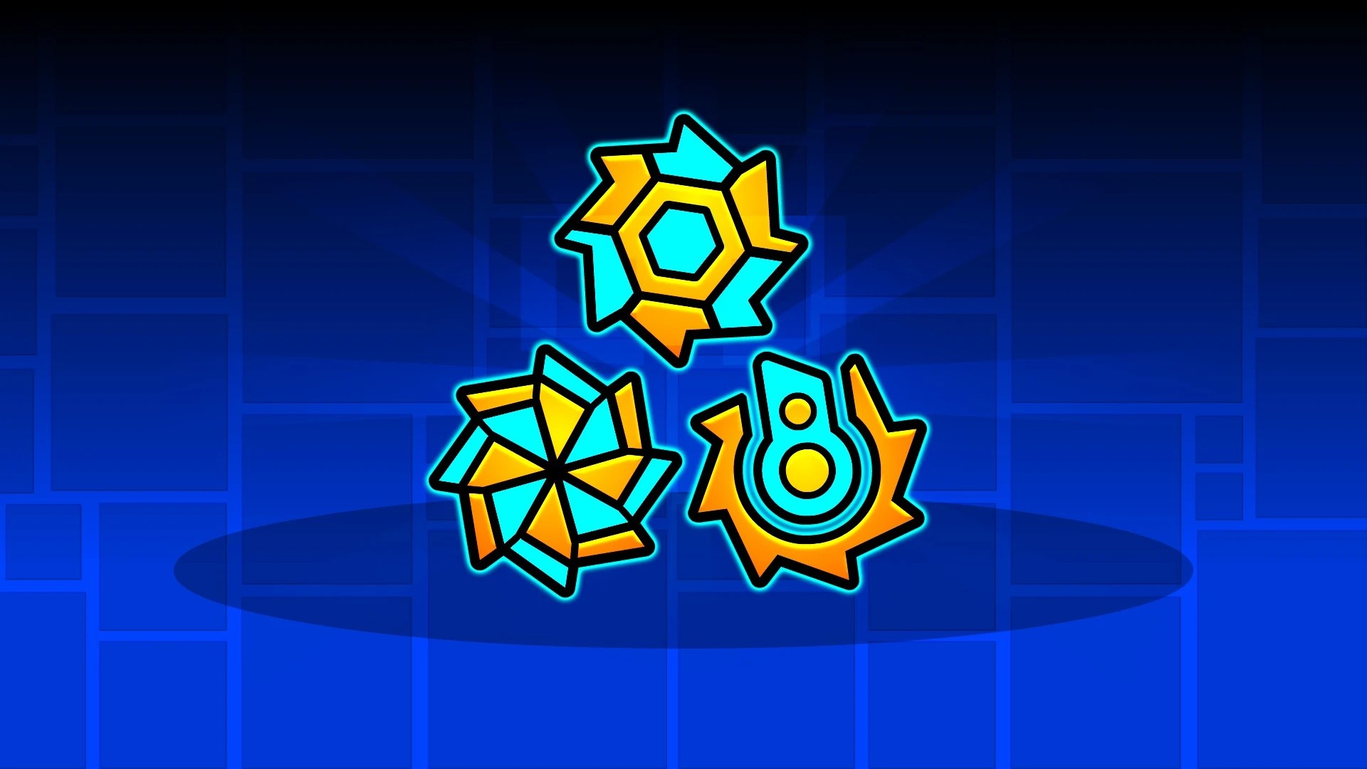 Geometry Dash Trinity Steam Trading Cards Wiki
