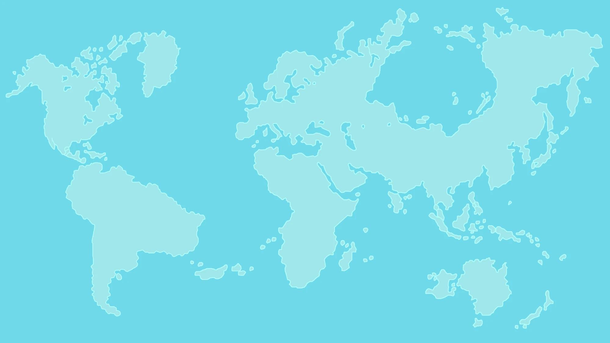 Steven Universe Beach City Map
