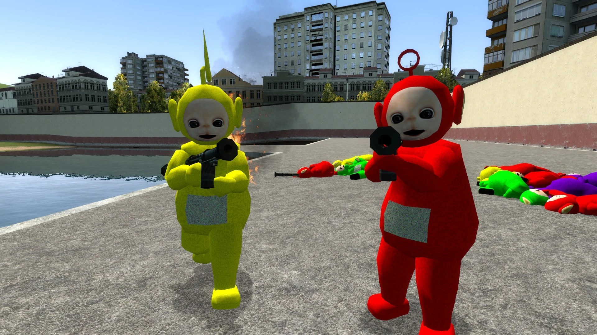 Gmod Character Models Download - Year of Clean Water