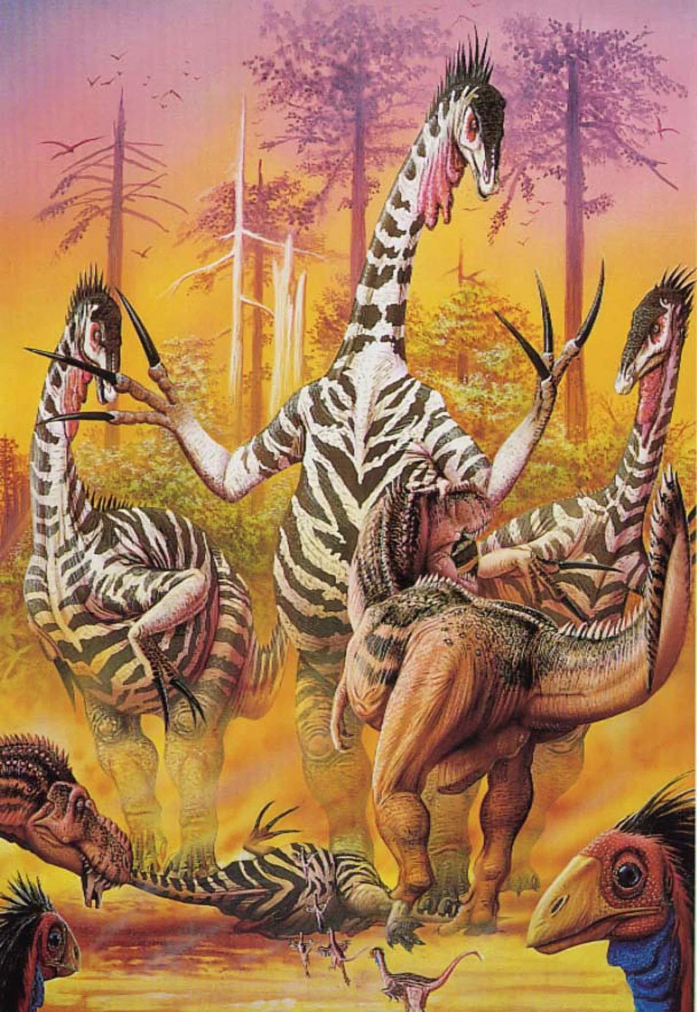 Luis Rey Dinosaurs