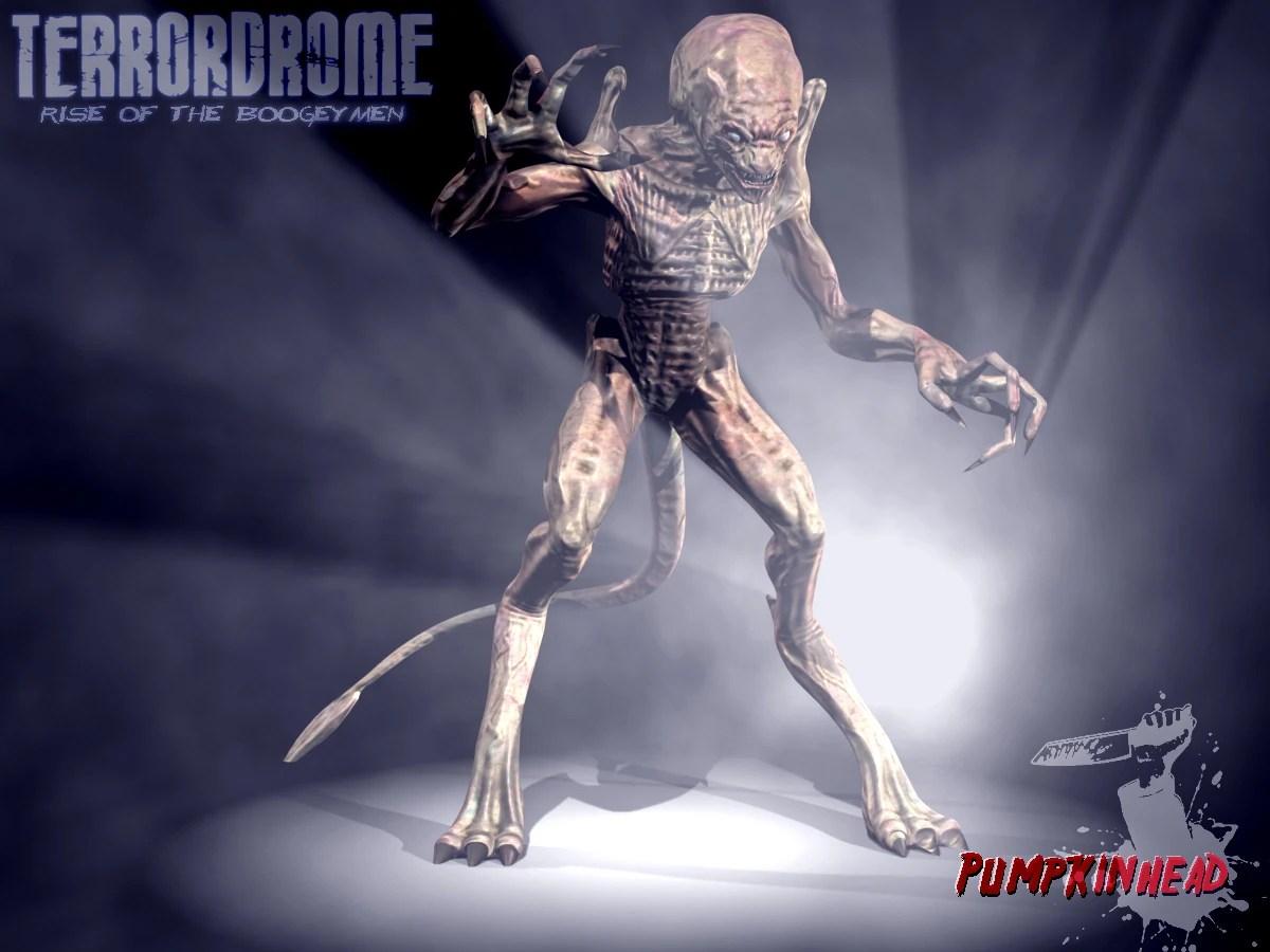 Wallpaper Chucky 3d Pumpkinhead Terrordrome Wiki Fandom Powered By Wikia