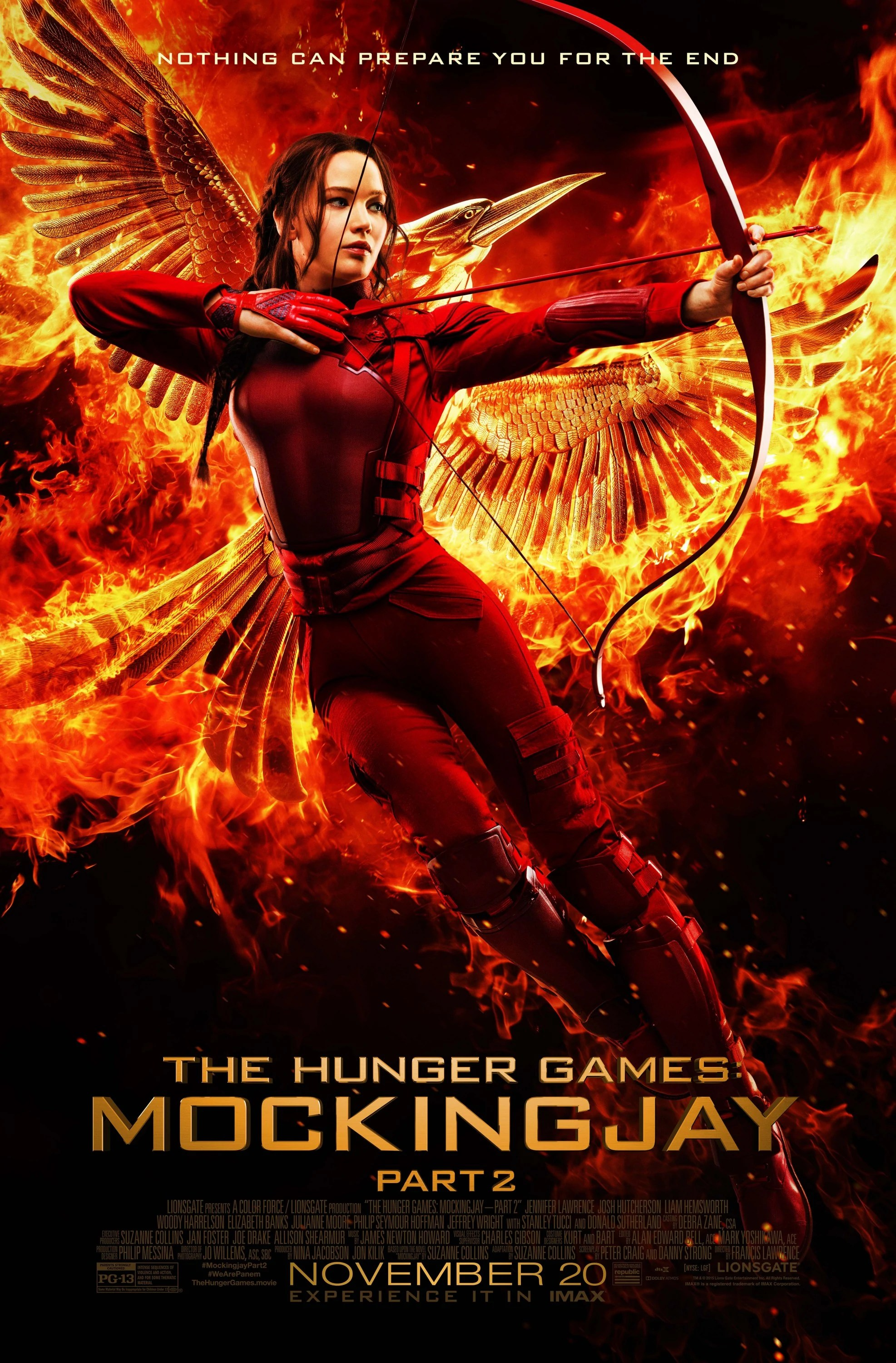 The Hunger Games: Mockingjay - Part 2   The Hunger Games Wiki   Fandom powered by Wikia