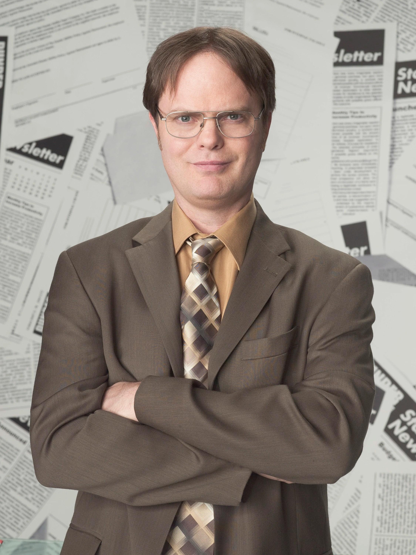 Dwight Schrute  Dunderpedia The Office Wiki  Fandom
