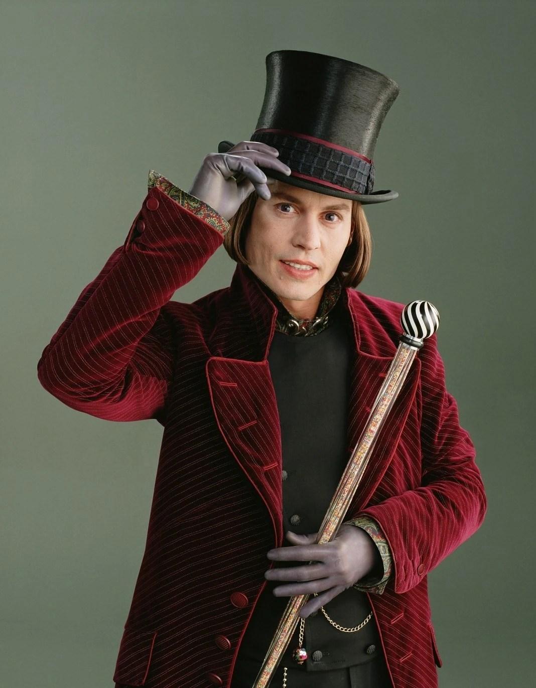 Willy Wonka Tim Burton Wiki Fandom Powered Wikia