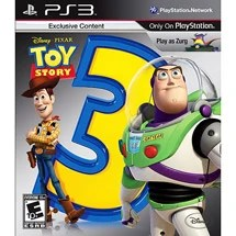 Toy Story 3 Video Game W Walmart Exclusive Customized